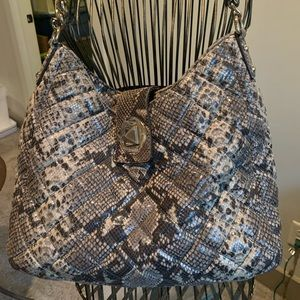 Kate Spade snake skin print bag